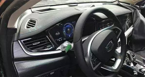不是宝马胜似宝马!吉利全新轿跑SUV曝光
