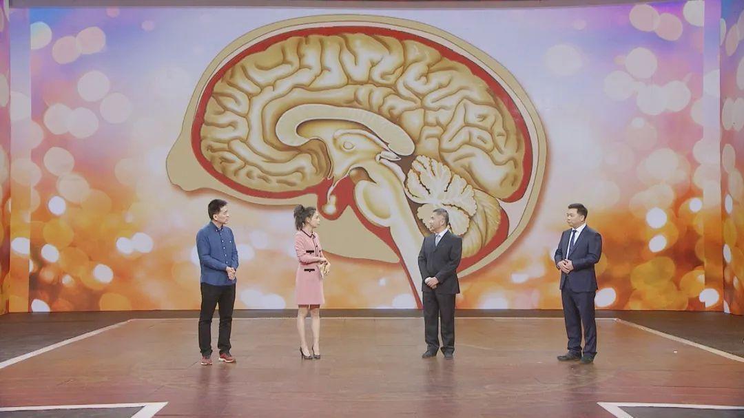 【养生堂】今日17:25播出《警惕血洗大脑》