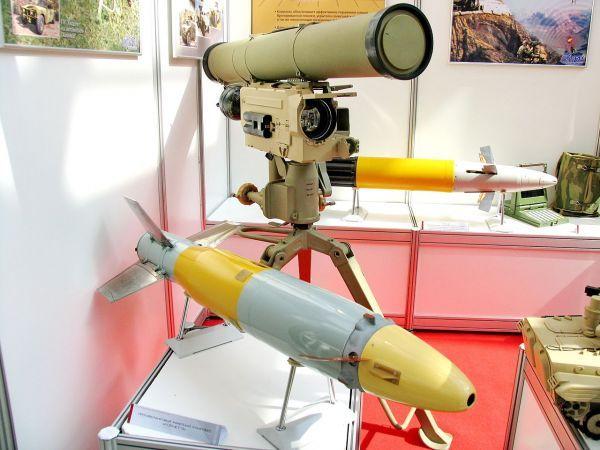 美探秘俄主力反坦克导弹:可击穿西方所有现役战车