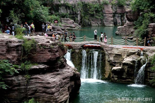 中国唯一的盆景峡谷云台山,一步一景,融雄险奇幽诸美于一体!!! - 周公乐 - xinhua8848 的博客