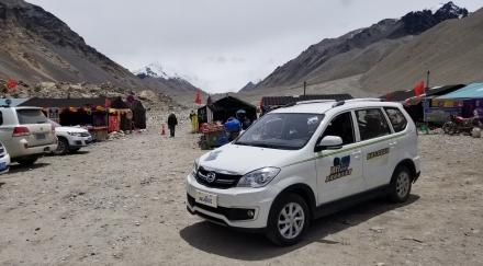 清行汽车引领10万以下纯电动SUV登顶珠峰大本营