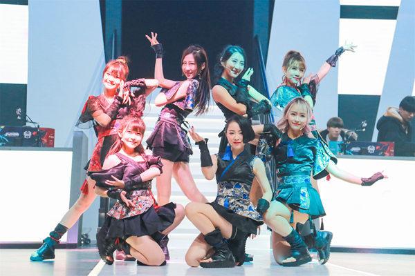 国风女团SING接棒韩国超人气组合 热舞助阵L