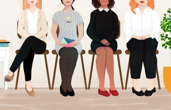 2019女性面试的实用穿搭小贴士