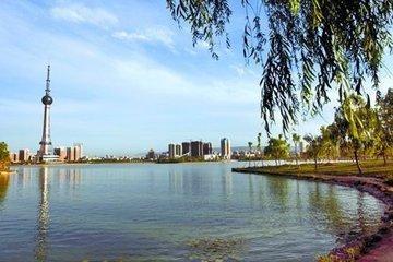 龙源湖和大转盘见证了焦作人的豪迈和潇洒气度 北京时间