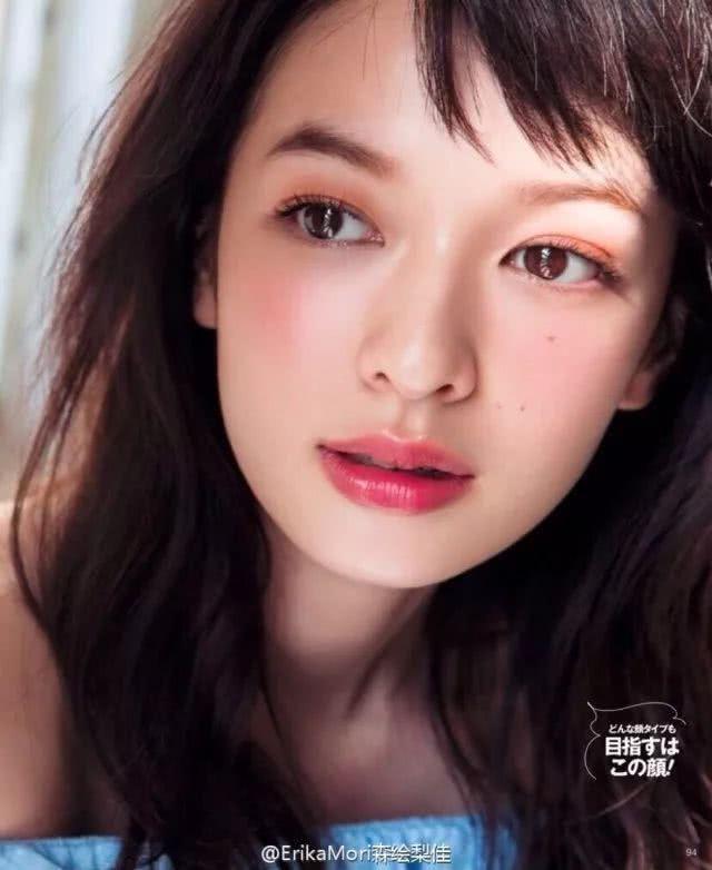 听说2018流行高级脸?教你GET日系妆容里的