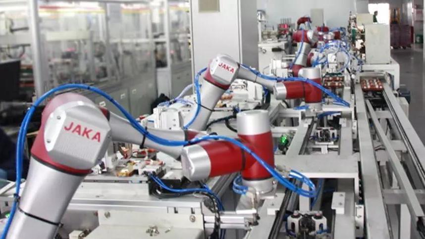 电气百科:工业机器人和协作机器人的区别在哪?