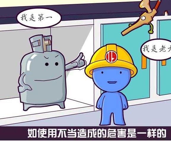 【安全课堂】燃气安全使用常识