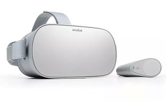 Oculus新控制器提交FCC测试,或为Go 3DoF手柄