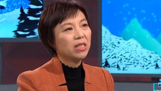 《健身圈》快乐冰雪季 局长访谈录——朝阳