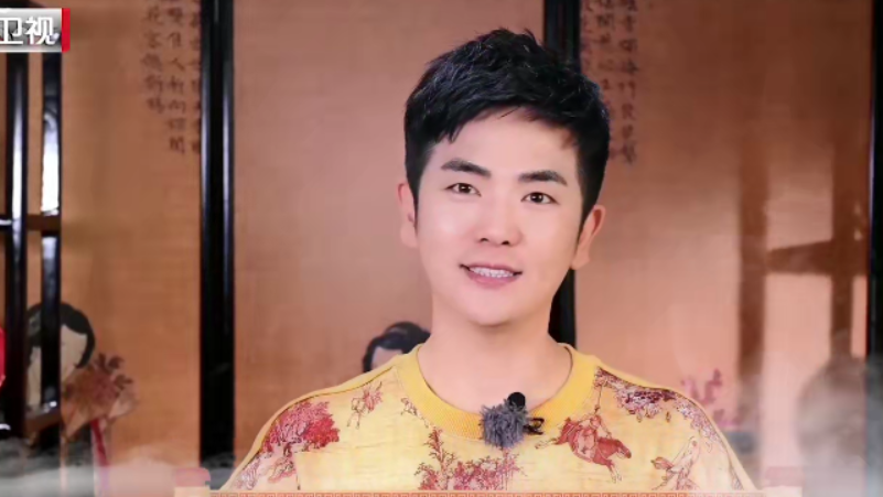 《书画里的中国》国际博物馆日张晓龙邀你走进博物馆