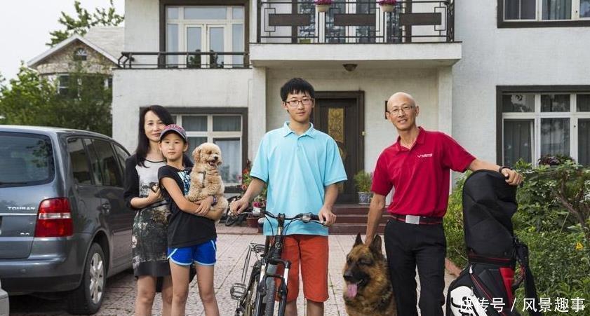韩国有钱人到中国旅行 中国很发达, 为什么有钱