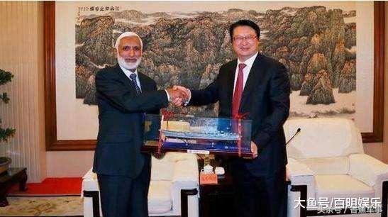 中国要向巴基斯坦出售航母?001A型国产航母的