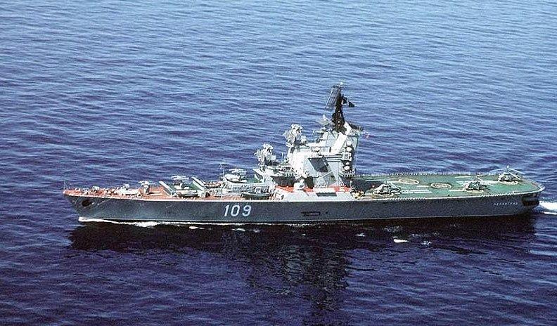 苏联鼎盛时期,总计拥有10艘航母,现在这些航母