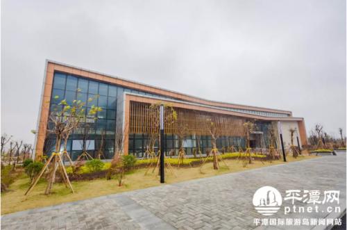 来平潭旅游先去金井湾游客服务中心:可指定游览路线