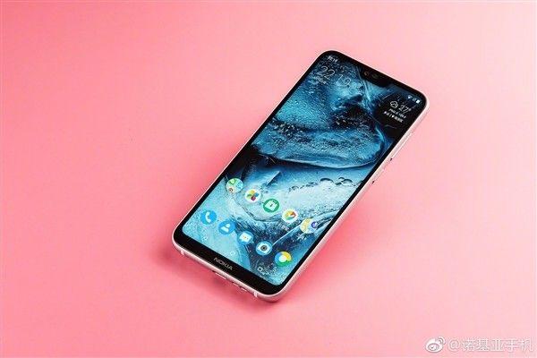 登陆全球市场!诺基亚X6将更名Nokia 6.1 Plus