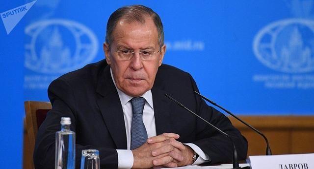"""俄外长:对中俄被美报告称为""""威胁""""表遗憾 但仍愿与华盛顿对话"""
