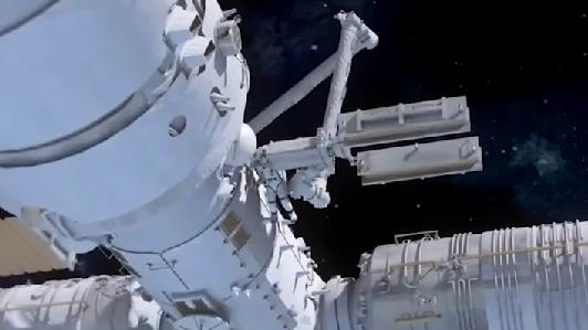 中国空间站上的机械臂到底有多牛?