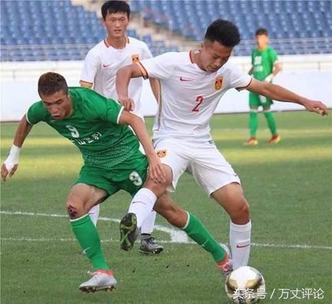 被誉为中国足球最强00后?武磊于大宝韦世豪的
