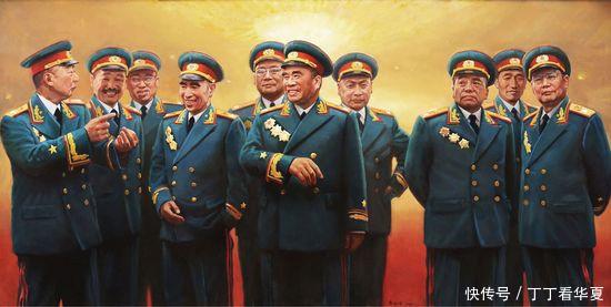 1955年授衔时,这位开国元帅诚恳请求毛主席:我最多是大将的军衔