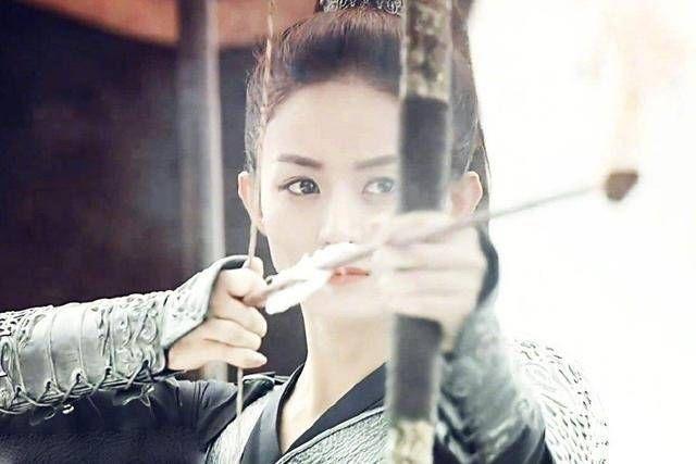 赵丽颖要想成为收视女王,最大的竞争对手是她!