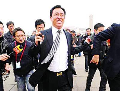秋田财富:许家印超越王健林成为地产首富