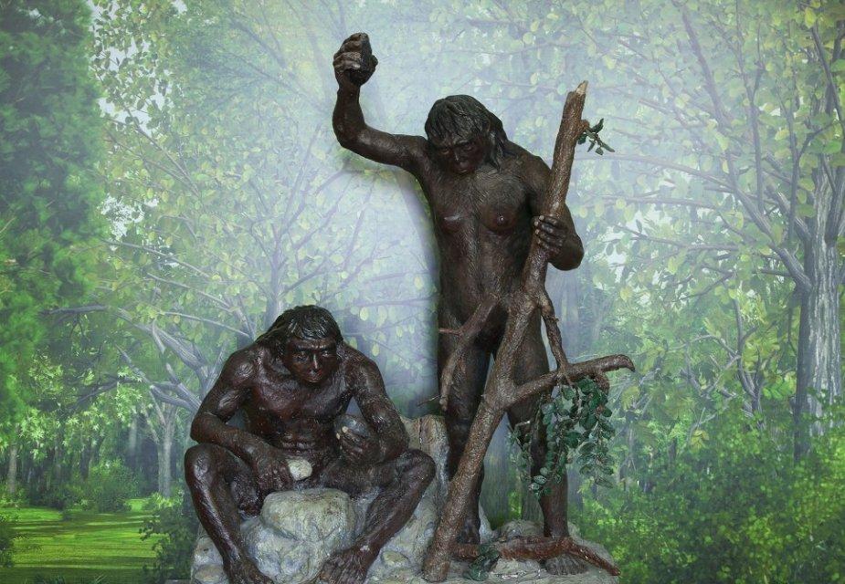 真正的人类已经灭绝了人类不是真正的地球人其