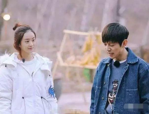 赵丽颖终于捅破与何炅的关系,难怪湖南卫视捧了她三年 娱乐八卦 第4张