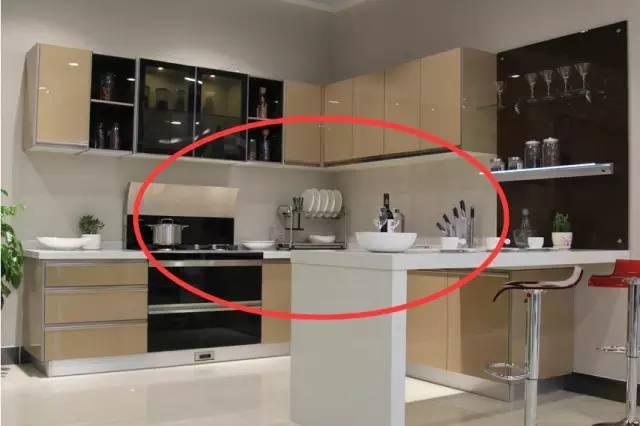 网传装修厨房有8大雷区,提醒你千万不要踩到!