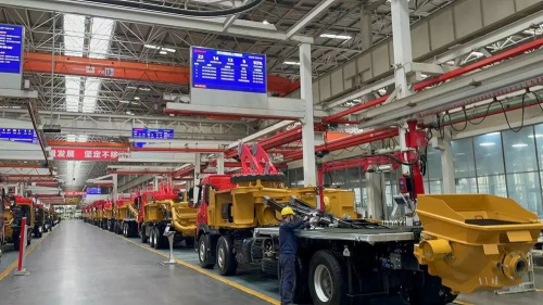 京东工业品参与三一集团数智化供应链建