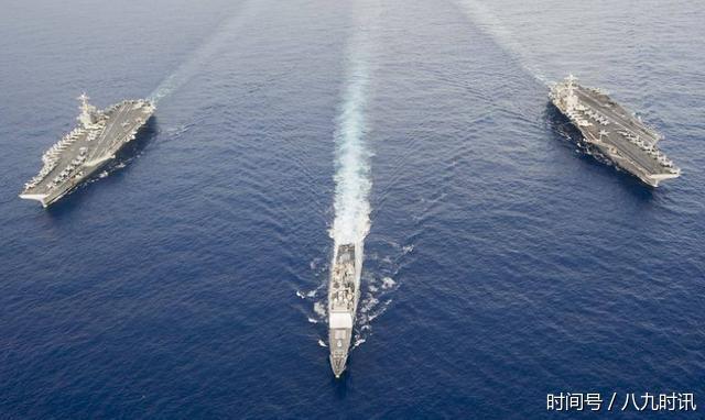 这些国家集体发声力挺中国美军必须从南海滚出去了(图)