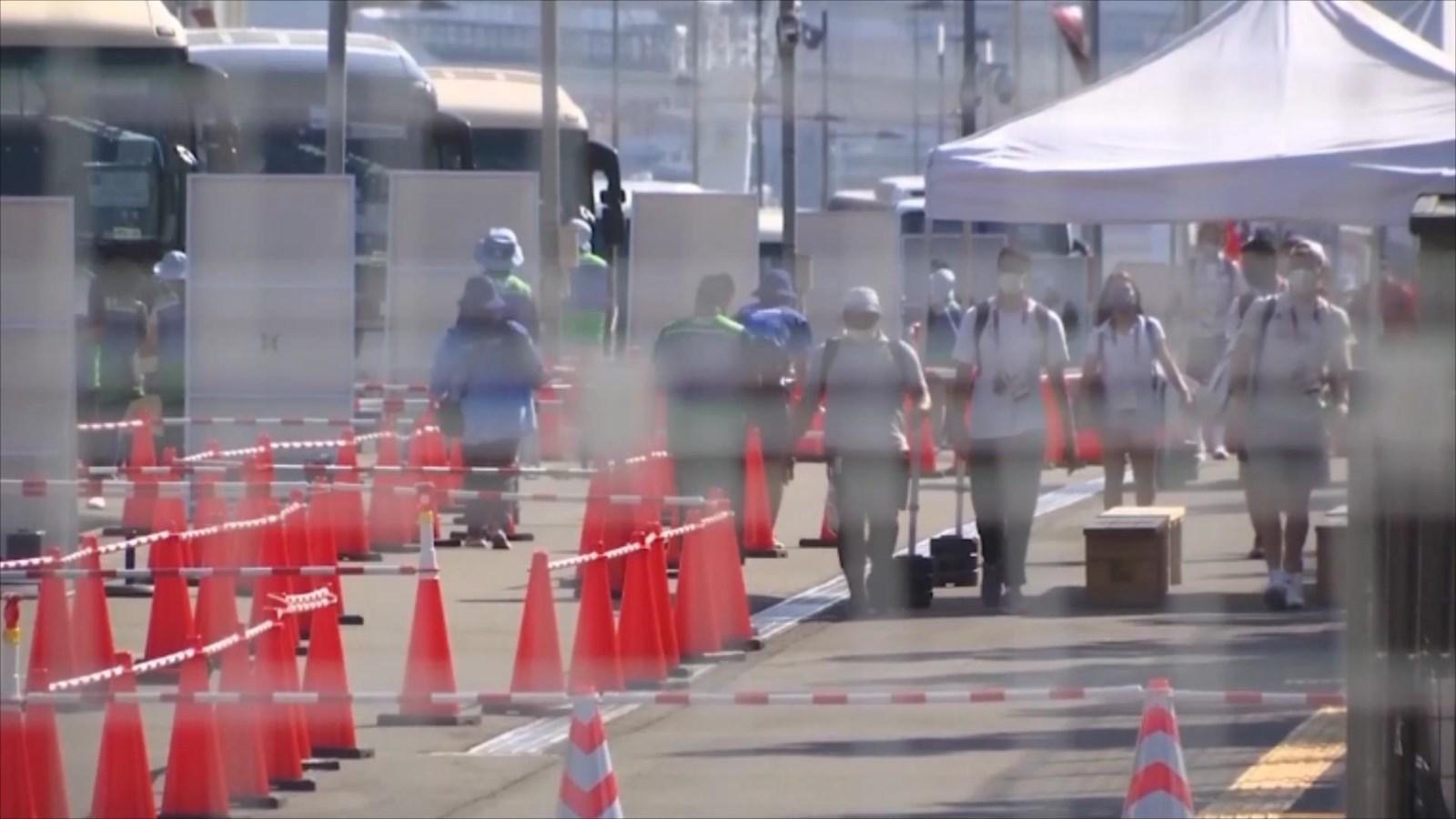 东京奥运会又有21名相关人员新冠病毒检测呈阳性