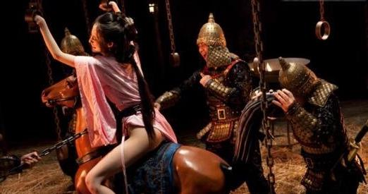 古代女性宫刑竟然割这里!比阉割男人还恐怖
