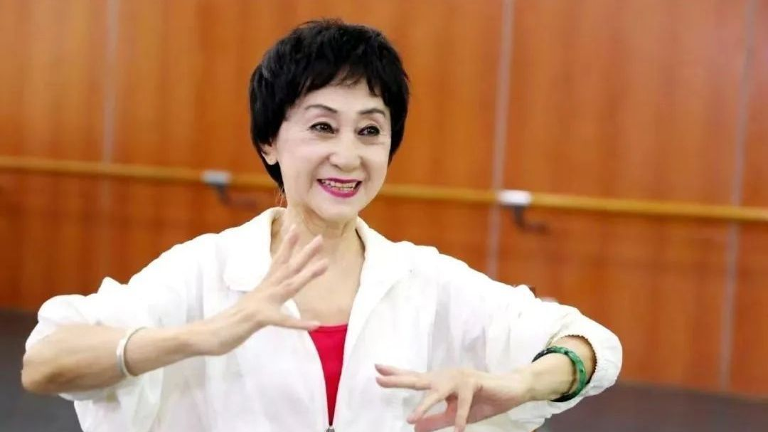 著名舞蹈家陈爱莲凌晨辞世,享年81岁