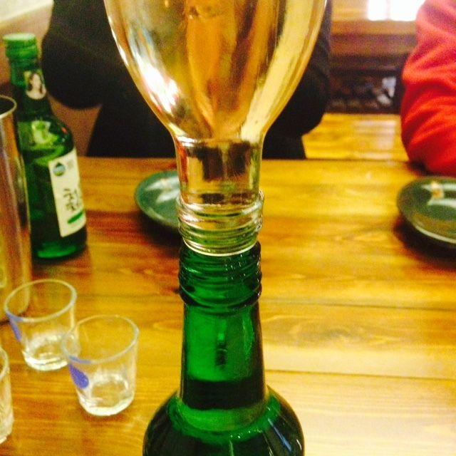 【文化】韩国人这样花式喝酒?!炮弹酒、点滴酒