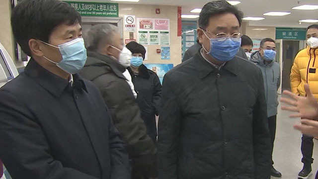 《北京新闻》20200128北京市领导赴基层检查疫情防控工作