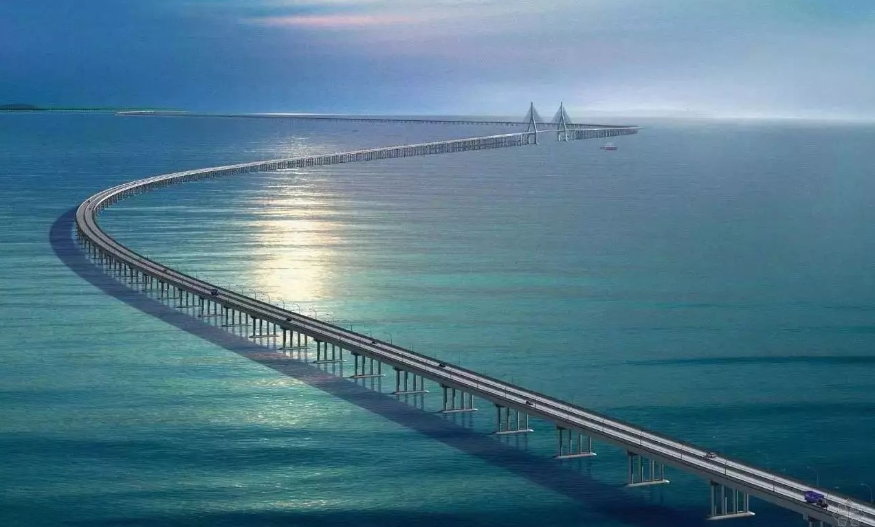 港珠澳大桥正式通车,想要自驾去香港,你还得满