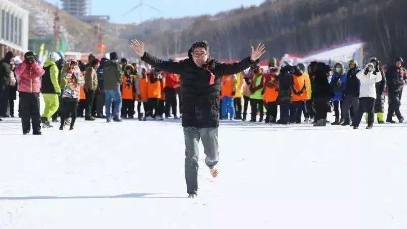 《我与奥运》助力冬奥 教育先行